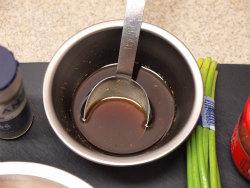 にんにくの芽と鶏胸の牡蠣油02