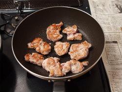 豚ヒレ肉照り焼き、塩焼15