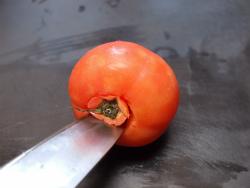 トマト焼きビーフン04