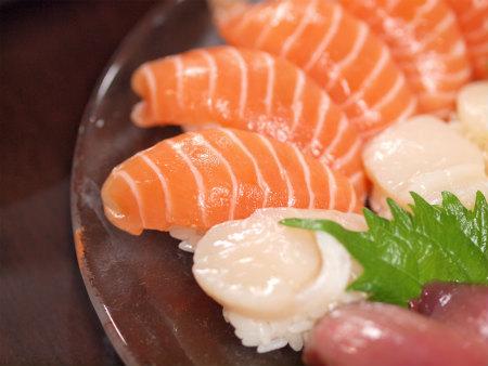 鰹のにぎり寿司30