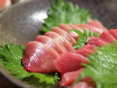 鰹のにぎり寿司29