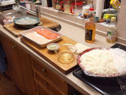 鰹のにぎり寿司14