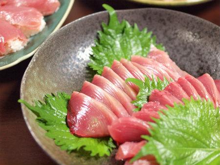 鰹のにぎり寿司28