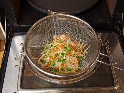 鶏の中華風甘酢炒め12