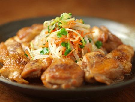 鶏の中華風甘酢炒め25
