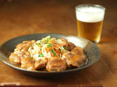 鶏の中華風甘酢炒め55