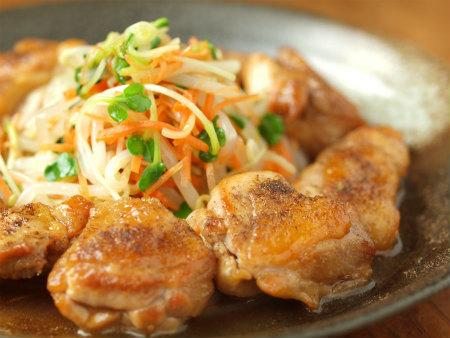 鶏の中華風甘酢炒め31