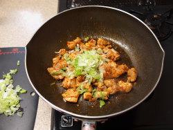 鶏マーボー豆腐11