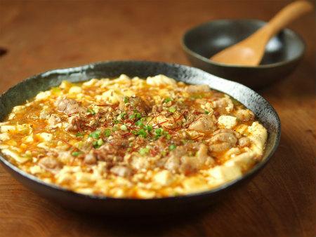 鶏マーボー豆腐37
