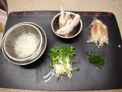 鶏ささみの焼味サラダ15