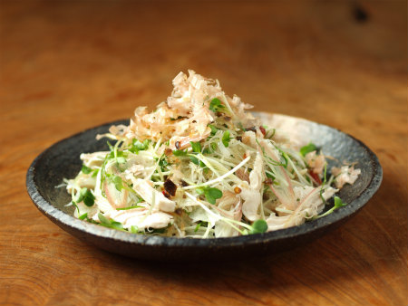 鶏ささみの焼味サラダ31