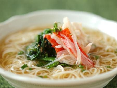 ツルムラサキ素麺42