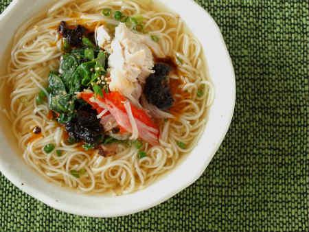 ツルムラサキ素麺53