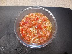 アスパラガスとトマトのサラダ07