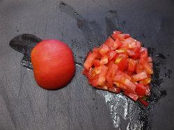 アスパラガスとトマトのサラダ02
