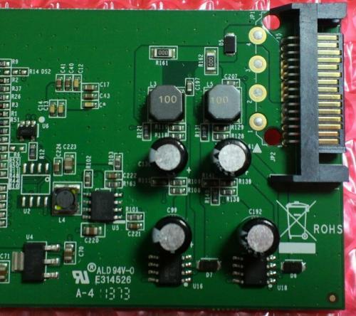 U3RX4P4表2電源部
