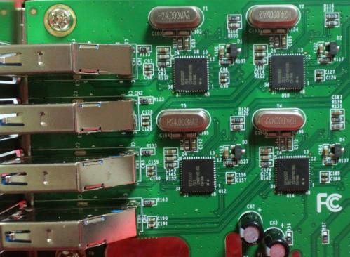 U3RX4P4表4ホストコントローラ
