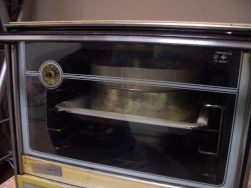 年代物のオーブン