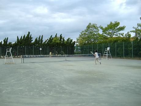 テニス20120809