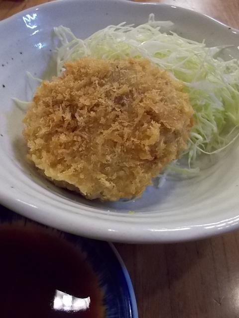 福田屋のコロッケ