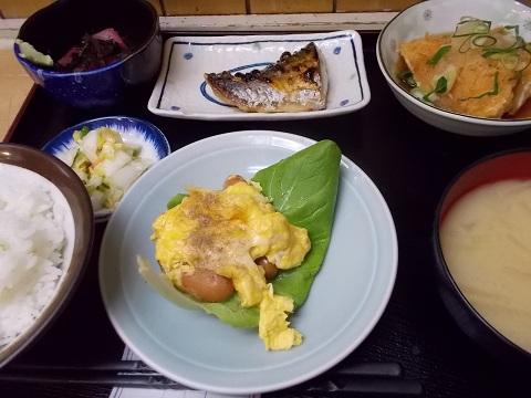 四品定食@乃んき