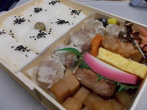 横浜・崎陽軒のシウマイ弁当