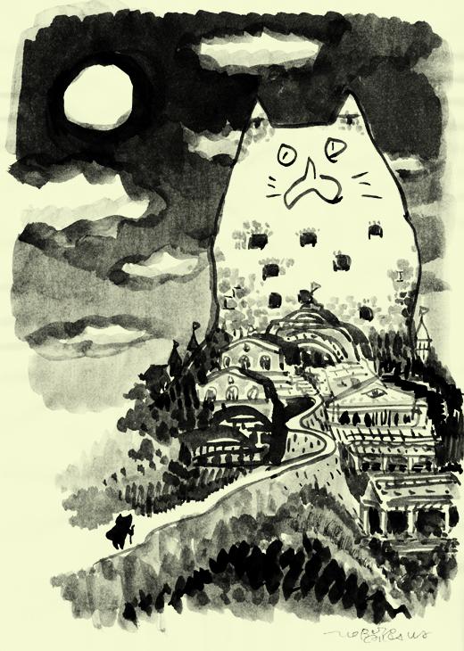猫キャッスル