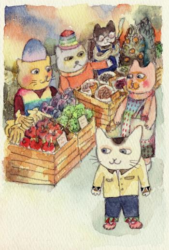 ねこマーケット