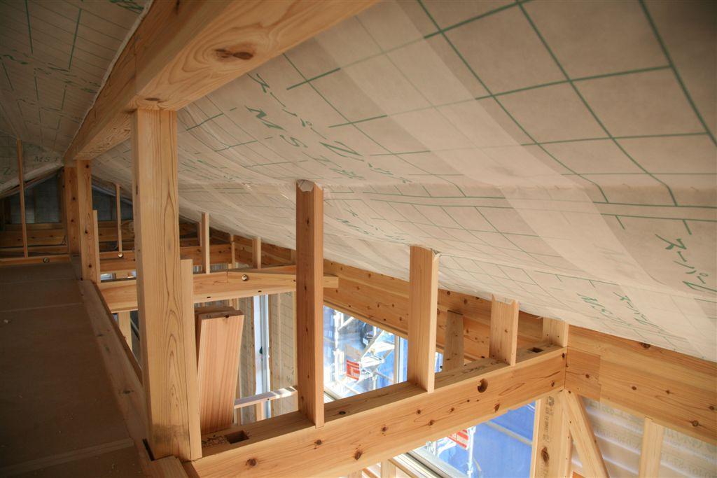 2013-12-13 屋根セルロース