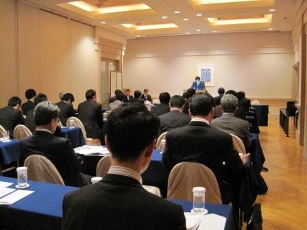 NPO法人ECO-ECO建物再生推進協会 2012年通常総会