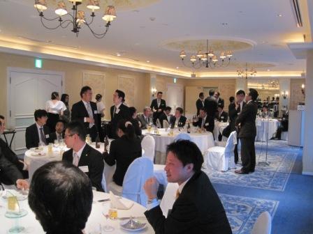NPO法人ECO-ECO建物再生推進協会 2012年通常総会(懇親会)