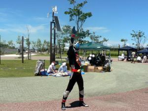 エディーIN月見ヶ丘海浜公園
