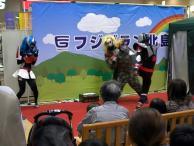 エディーのキックが炸裂!!