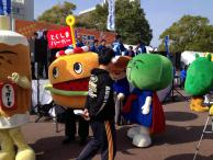 徳島のゆるキャラたち^^