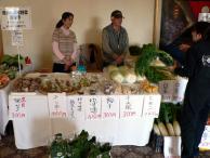 新鮮野菜産地市