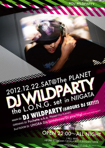 DJ WILDPARTY