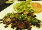 鶏バルサミコ