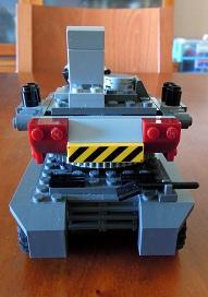 LEGO装甲車1_リアビュー