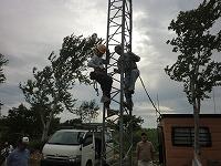 三上っちタワー登り講習会♪ (3)