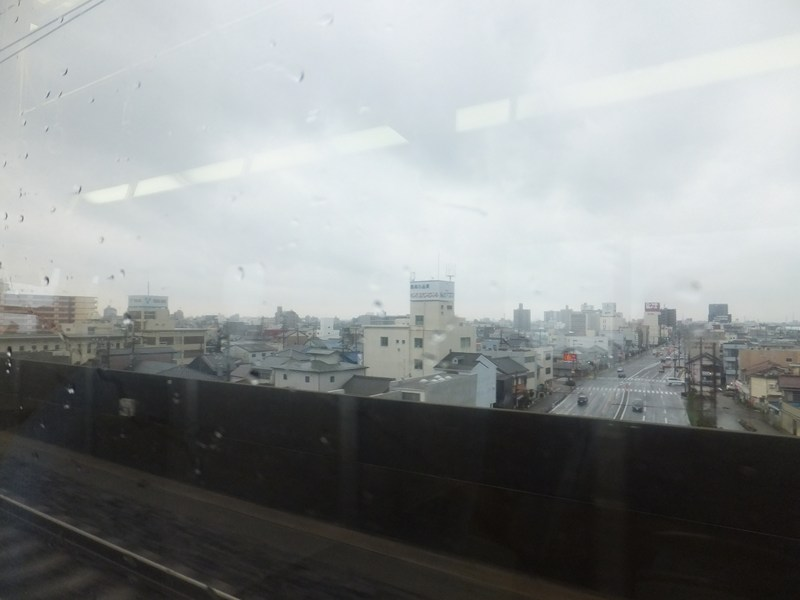 岐阜駅付近