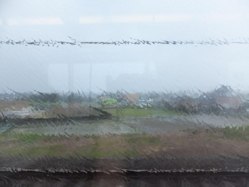途中の車窓