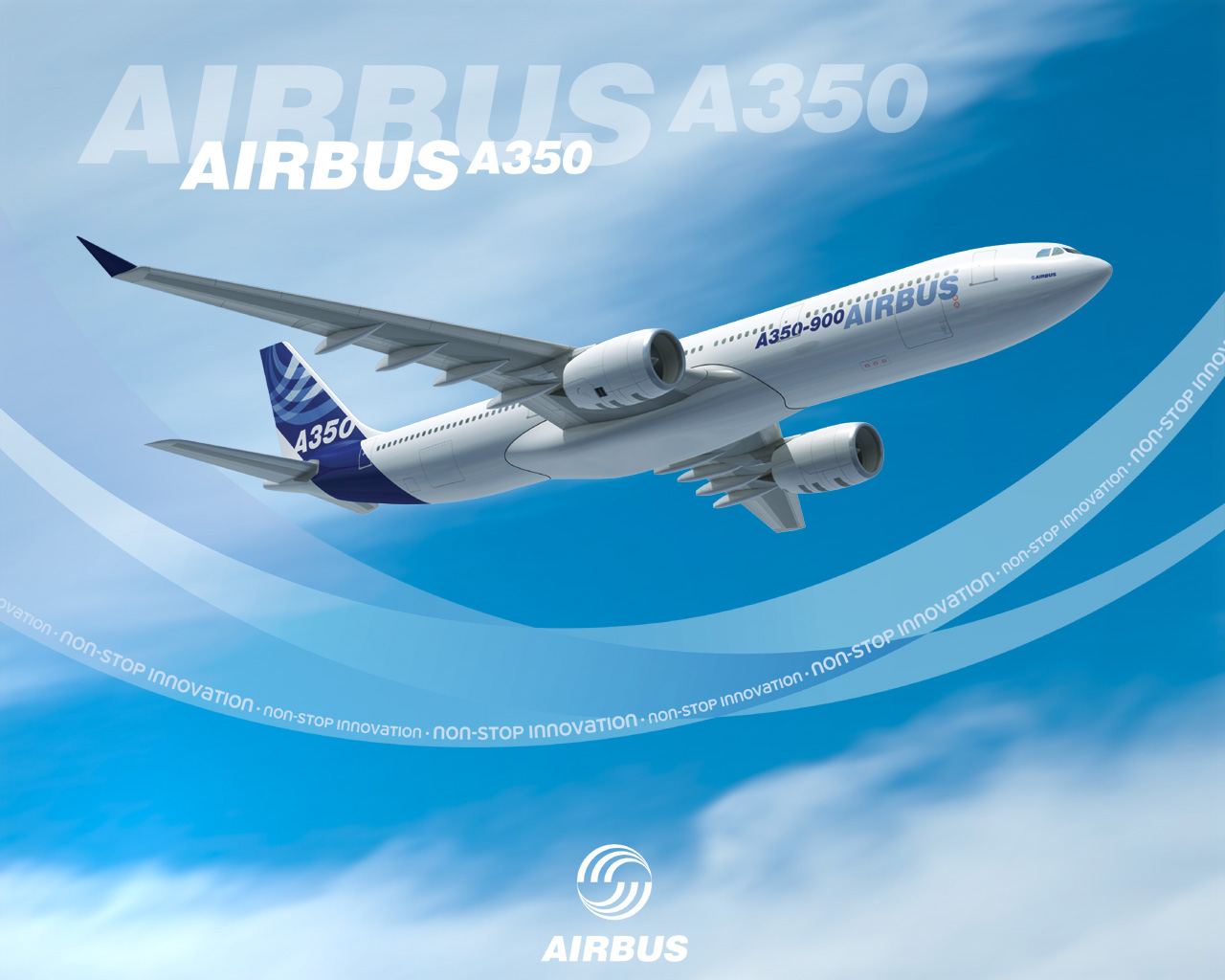 Airbus A350 Airplanes