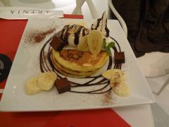 チョコレートパンケーキ(チョコボ)