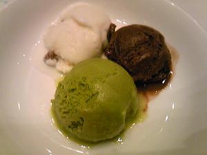 「アイスクリーム」グリーンハウス(福岡市)