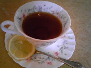 「紅茶」樫の木(北九州市)