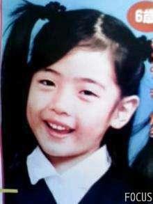 舟山久美子(くみっきー)の幼稚園の卒アル画像