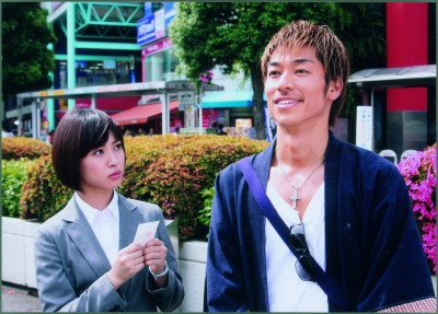 AKIRAと瀧本美織の熱愛画像