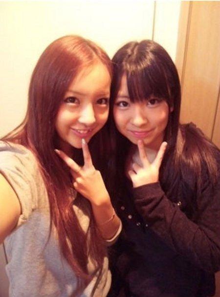 板野友美の妹画像1