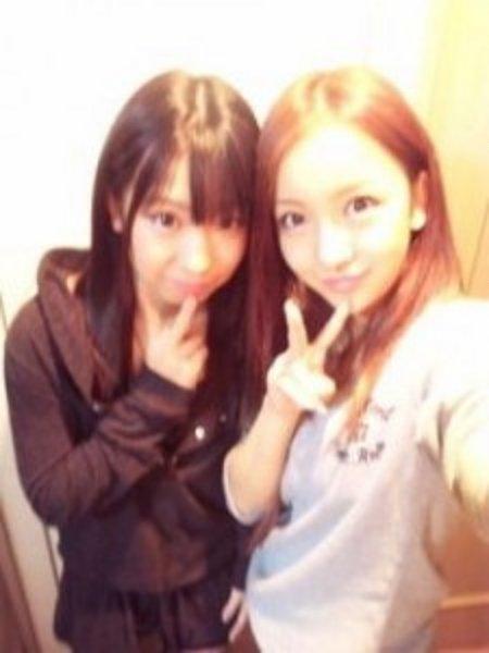 板野友美の妹画像2