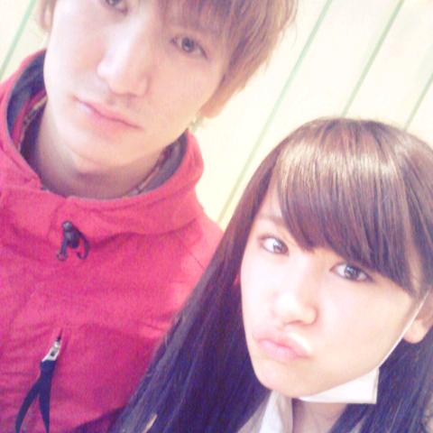 久松郁実と兄との画像2